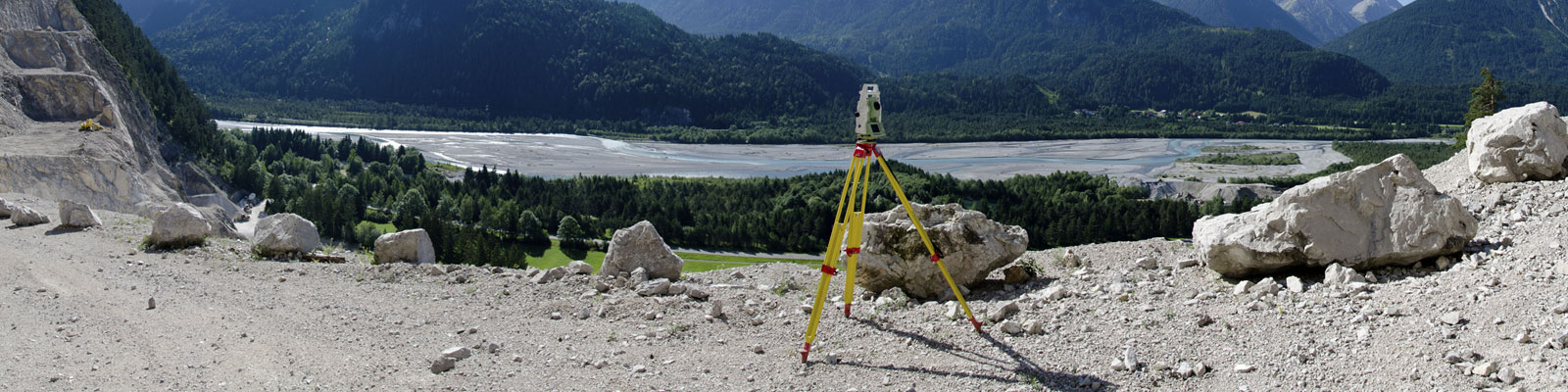underground surveying mapping